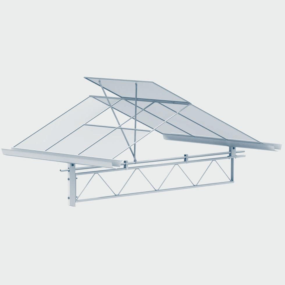 Fensterflugel Fur Gewachshauser Am Dach Am Dachfirst Fur