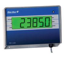 Gewichtsanzeiger / mit Display / digital / Fern
