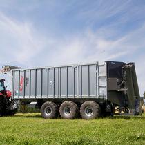 Anhänger mit Kipper / 2-Achsen / 3-Achsen / 4-Achsen
