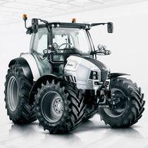 Lastschaltungs-Traktor / mit Kabine / Frontzapfwelle / Dreipunktanbau