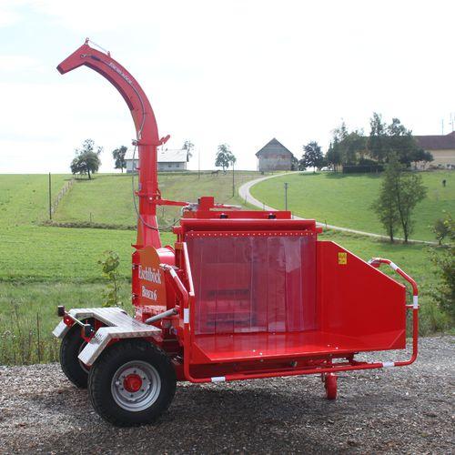 Häcksler mit Zapfwelle / geschleppt 6 Series ESCHLBÖCK Maschinenfabrik GmbH