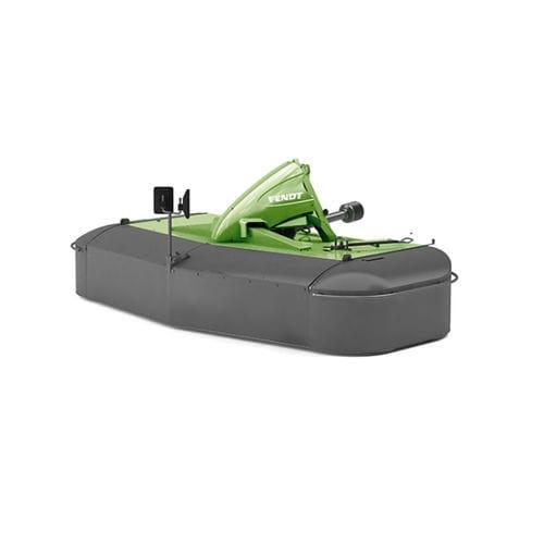 Frontgetragene Mähmaschine / Dreh FENDT GmbH