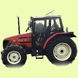 Kabine für Traktoren