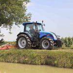 Lastschaltungs-Traktor / powershuttle / mit Kabine