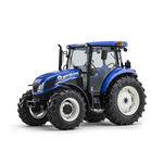 Powershuttle-Traktor / mit Frontlader / mit Kabine