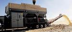 Mühle für Getreide / mobil