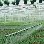 Bewässerungsrampe für Gewächshäuser / Schlauchzufuhr / schwebend