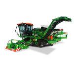 Tomaten-Harvester / mit Eigenantrieb / mehrreihig / 1-reihig