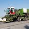 Tomaten-Harvester / mit Eigenantrieb 4FZ-50 Zoomlion Heavy Machinery Co., Ltd.