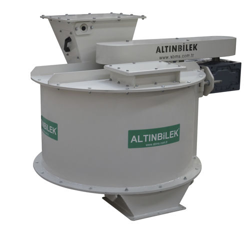 balanza para silo / volumétrica