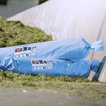 bolsa de silo impermeable al aire