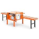 aserradero de cinta / horizontal / estacionario / eléctrico
