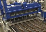 sembradora para bandejas automática / mecánica