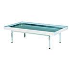 mesa de cultivo hortícola adaptable