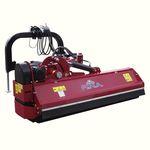 trituradora de eje horizontal relmolcado / de martillos / hidráulico / de toma de fuerza