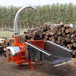 trituradora de ramas de toma de fuerza / estacionaria / hidráulica