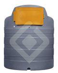cuba para gasóleo / de polietileno / resistente a los UV / de doble pared