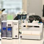 analizador de polen