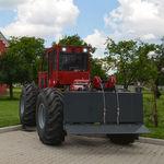 tracteur à transmission mécanique / forestier