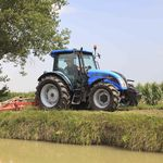 tracteur power-shift / powershuttle / avec cabine