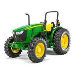 tracteur power-shift / avec ROPS / avec cabine