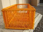 panier de transport oie / à canards / dinde / en plastique