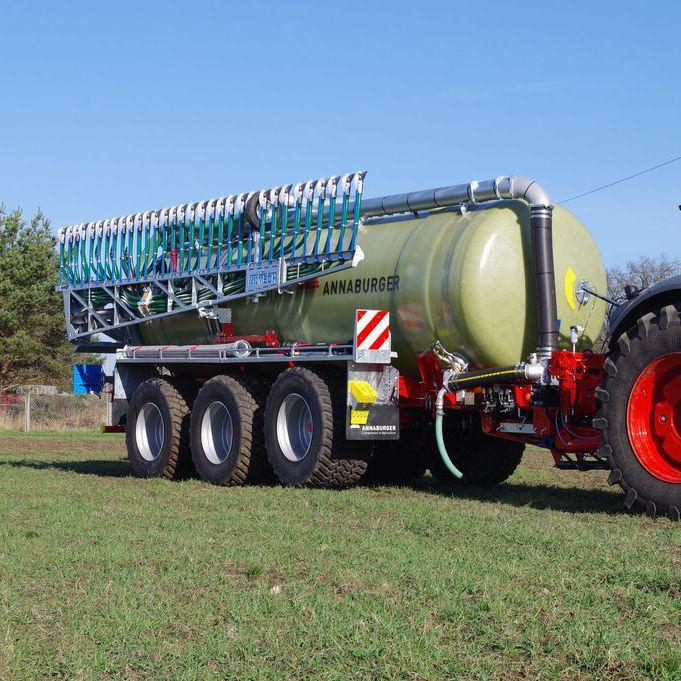 2-axle slurry tanker HTS Series  28 Pump ANNABURGER Nutzfahrzeug GmbH