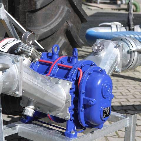 manure pump irrigation self priming pto driven fx series