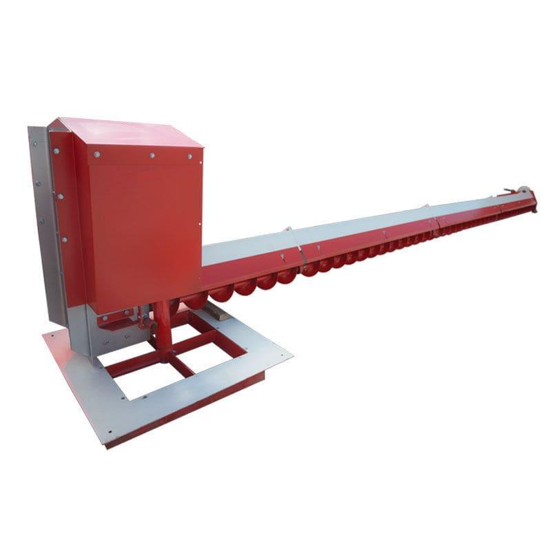 Grain conveyor / screw - PYR series - Mysilo (Siloport)