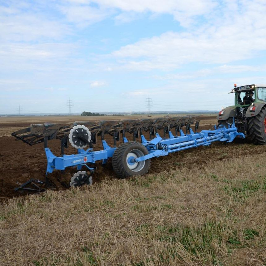 I want to plough