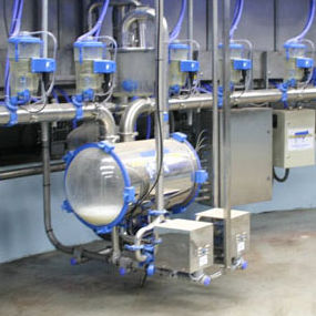 Image result for variable speed pumps milking parlour