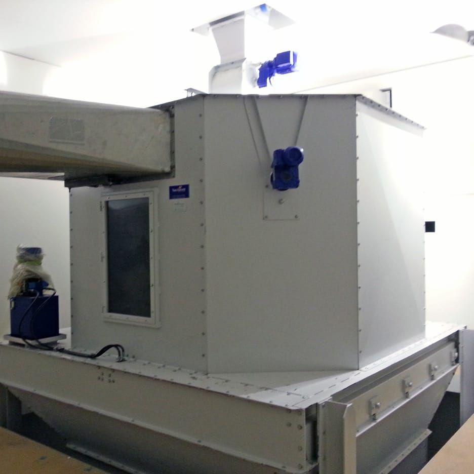 Air conditioning unit - Van Aarsen International B V