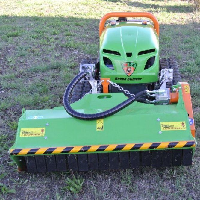 Flail mower / remote control LV300 PRO MDB srl
