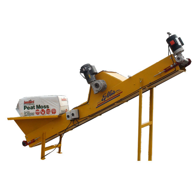 Soil substrate conveyor / belt - Ellis Products Inc Mitchell