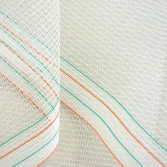 Hail net / wind / polyethylene / for crops - 4/4 - ANIPLAST Srl di