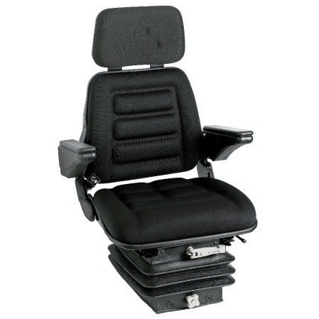 Tractor seat / with suspension system - SIL - SEAT