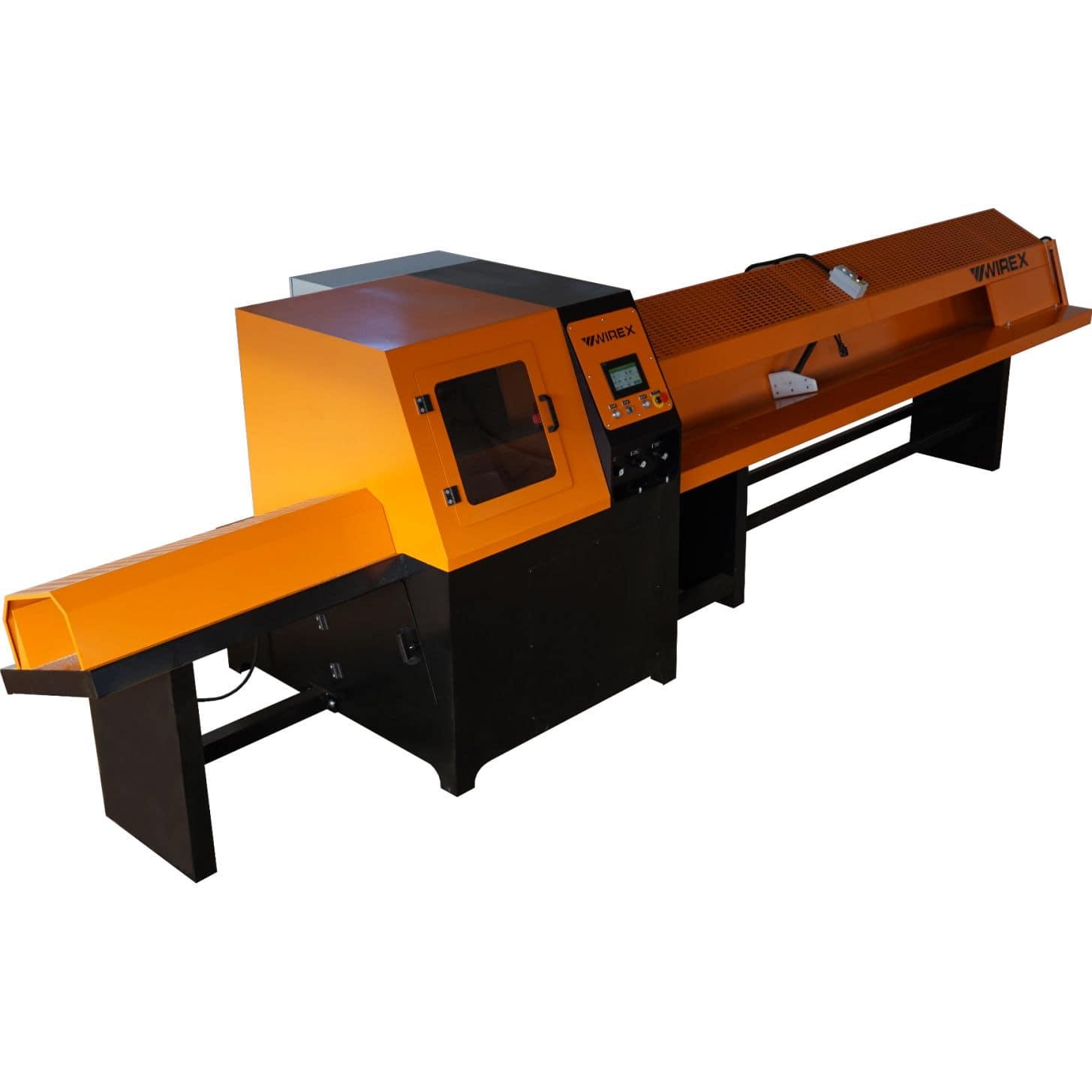 Circular sawmill / horizontal / stationary / electric F500 wirex