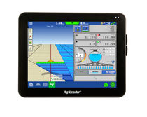 Crop input controller / on-board / with screen / ISOBUS