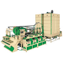 Wheat grain milling machine / stationary