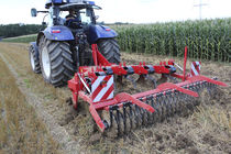 3-point hitch subsoiler / with roller / folding