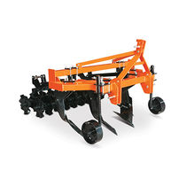 Subsoiler with roller