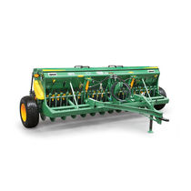 Trailed precision seed drill / disc