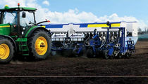 Disc precision seed drill