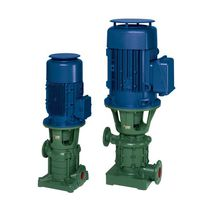 Irrigation pump / electric / vertical