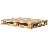 Wooden pallet / reversible