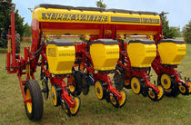 3-point hitch precision seed drill / disc / no-till