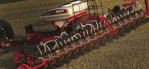 12-row precision seed drill / 16-row / 24-row / tractor-mounted