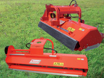 Rear-mount shredder / hammer / hydraulic / PTO-driven