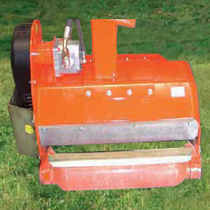 Hydraulic shredder / mounted / hammer