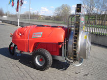 Viticulture sprayer / for arboriculture / mounted / trailed